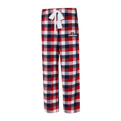 Georgia Women's Flannel Pant