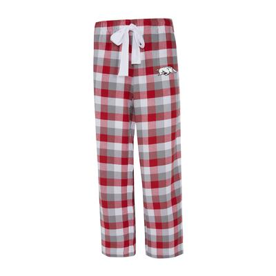 Arkansas Women's Flannel Pant