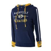 Nashville Predators Women's Hooded Top