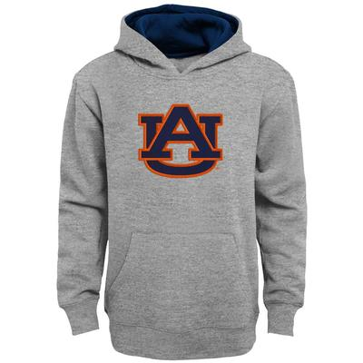 Auburn Gen 2 Kids Heather Fleece Hoody