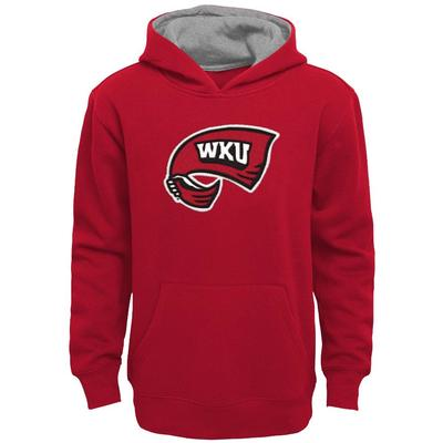 Western Kentucky Gen 2 Kids Fleece Hoody