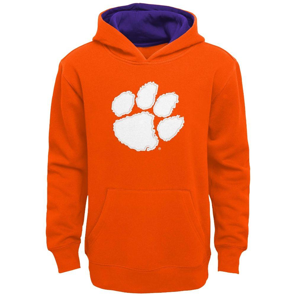 Clemson Gen 2 Kids Fleece Hoody