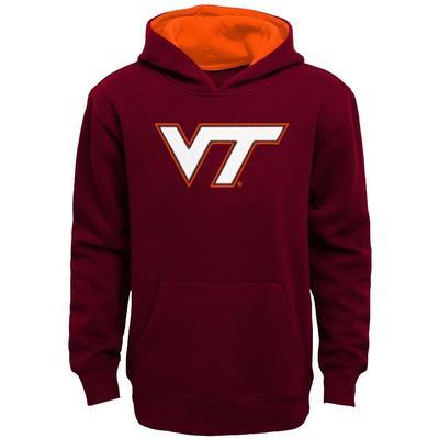 Virginia Tech Gen 2 Youth Fleece Hoody