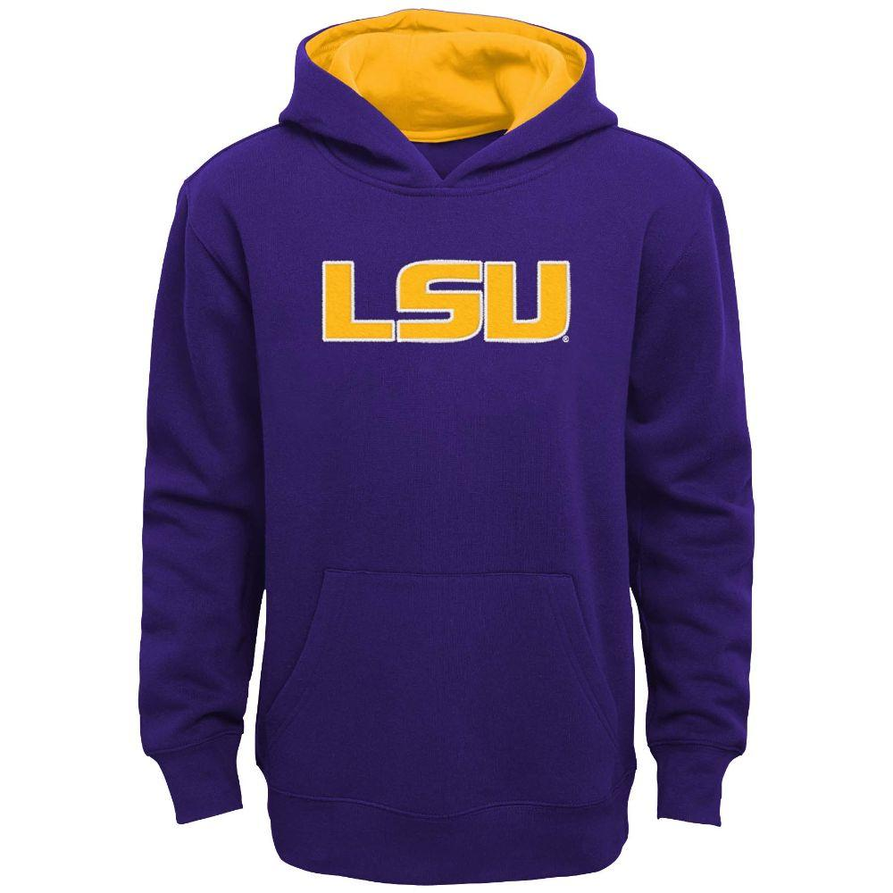 Lsu Gen 2 Youth Fleece Hoody