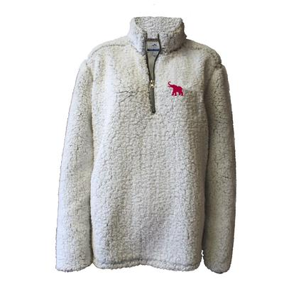 Alabama Summit Sherpa 1/4 Zip Pullover
