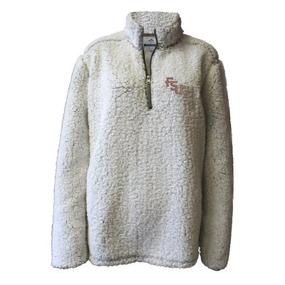 Florida State Summit Sherpa 1/4 Zip Pullover
