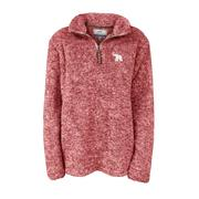 Alabama Summit Flecked Double Plush Pullover
