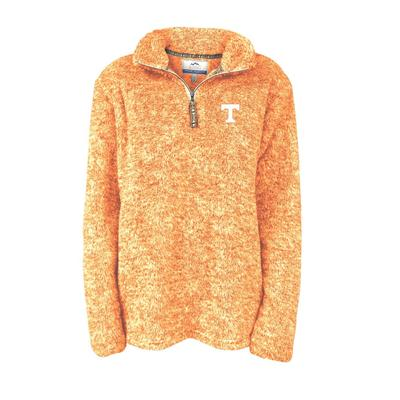 Tennessee Summit Flecked Double Plush Pullover