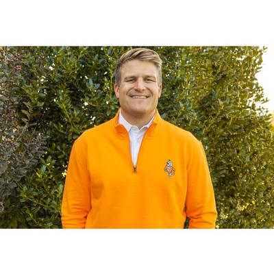 Tennessee Volunteer Traditions Smokey 1/4 Zip Pullover