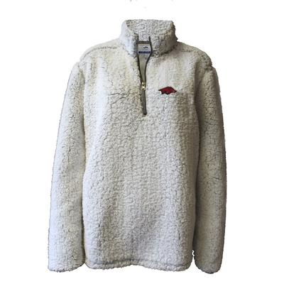 Arkansas Summit Sherpa 1/4 Zip Pullover