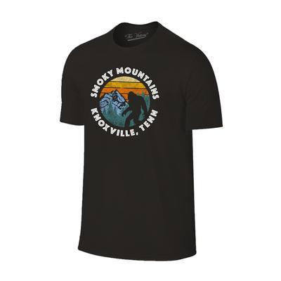 Smoky Mountain Sasquatch Short Sleeve Tee