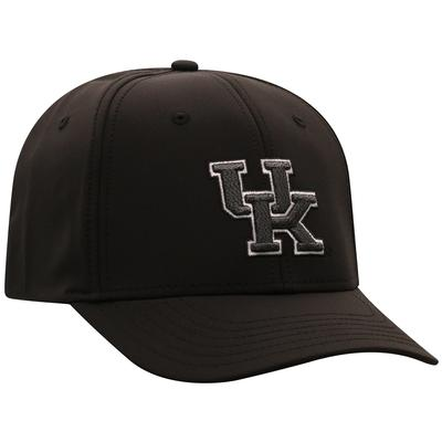 Kentucky Top of the World Steel Logo Onefit Hat