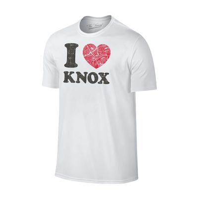 I Love Knoxville Short Sleeve T-Shirt