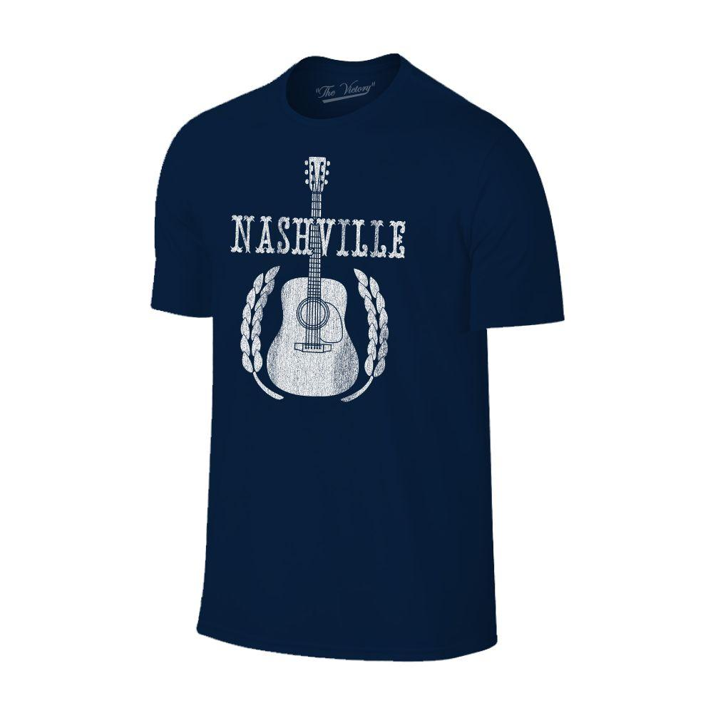 Nashville Music City Short Sleeve Tee