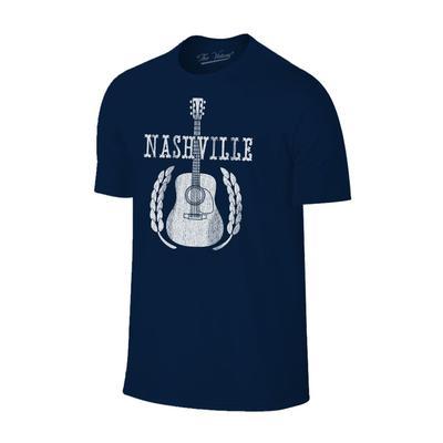 Nashville Music City Short Sleeve Tee