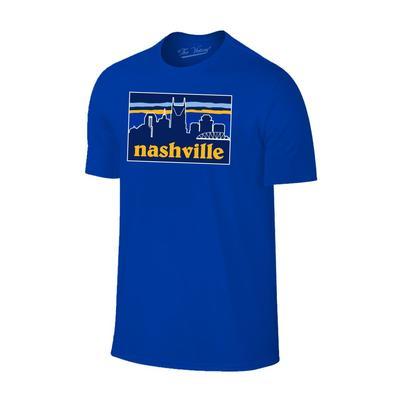 Nashville Skyline Short Sleeve Tee