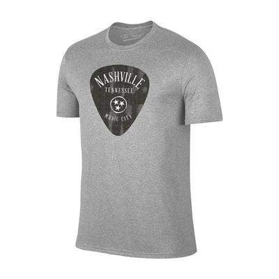 Nashville Guitar Pic Short Sleeve Tee
