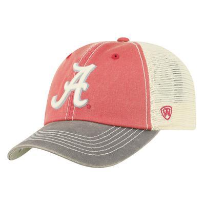Alabama Offroad 3 Tone Trucker Hat