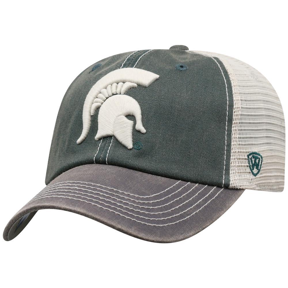 Michigan State Offroad 3 Tone Trucker Hat