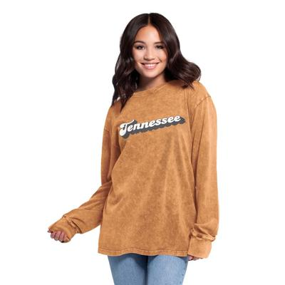 Tennessee Women's Chicka-D Vintage Concert Long Sleeve