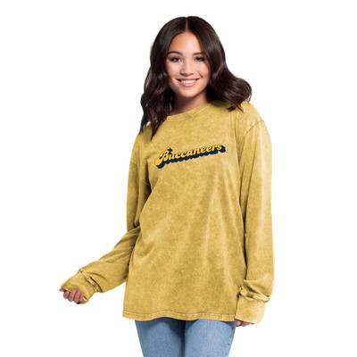 ETSU Women's Chicka-D Vintage Concert Long Sleeve