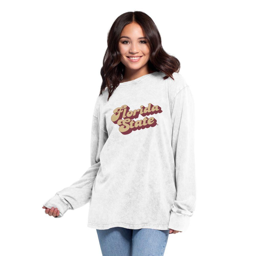 Florida State Women's Chicka- D Vintage Concert Long Sleeve