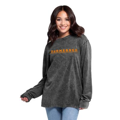 Tennessee Women's Chicka-D Bar Retro Long Sleeve