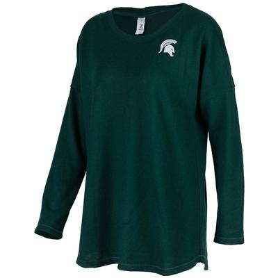 Michigan State Women's Authentic Fashion Top