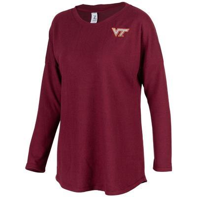 Virginia Tech Women's Authentic Fashion Top