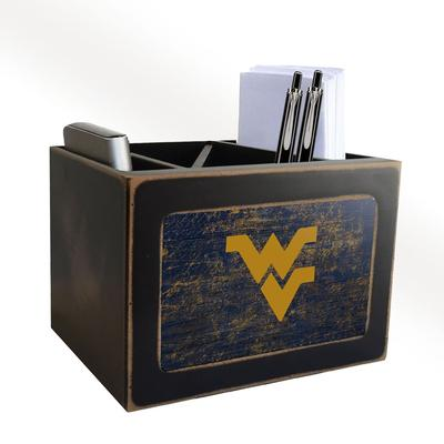 West Virginia Fan Creations Desktop Organizer