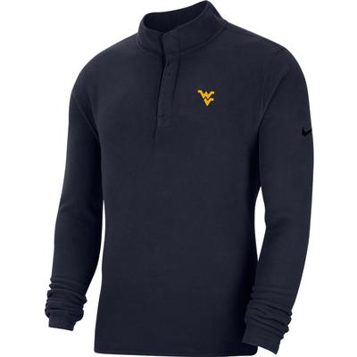 West Virginia Nike Golf Therma Victory 1/2 Zip Pullover