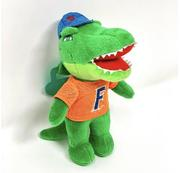 Florida Gamezies Plush Mascot Pacifier Holder