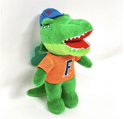 Florida Gamezies Plush Mascot Pacifier Holder