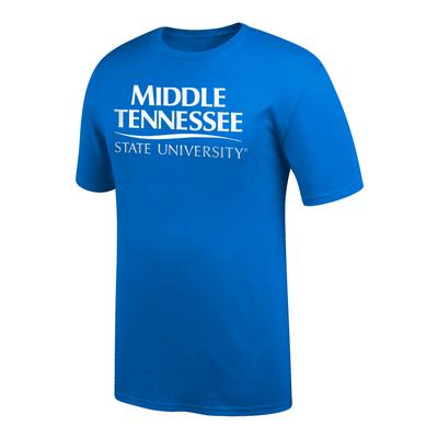 MTSU Institutional Mark Short Sleeve Tee Shirt