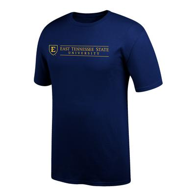ETSU Institutional Mark Short Sleeve Tee Shirt