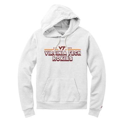Virginia Tech League Victory Springs Hoodie HTHR_VAR_WHITE