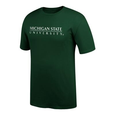 Michigan State Institution Mark Short Sleeve Tee