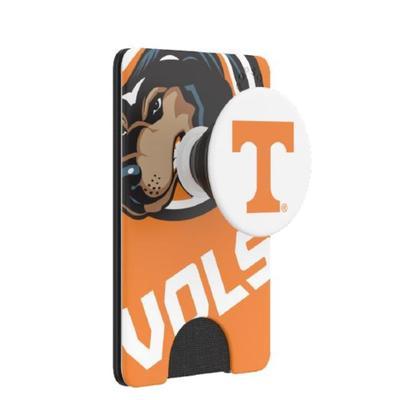 Tennessee PopSockets Smokey Logo PopWallet+