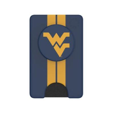 West Virginia PopSockets Stripe PopWallet+