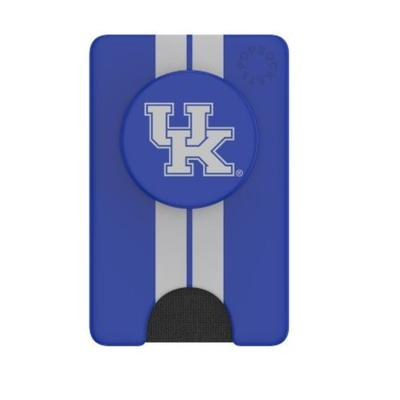 Kentucky PopSockets Stripe PopWallet+