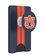 Auburn Popsockets Stripe Popwallet +