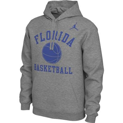 Florida Jordan Brand Basketball Phys Ed Fleece Hoody