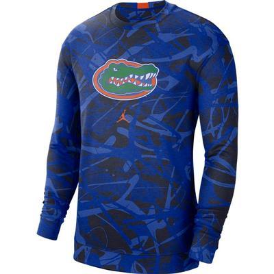 Florida Jordan Brand Men's Spotlight Long Sleeve Shirt