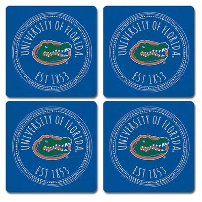 Florida Legacy Southern Pastime Coaster 4 Pack