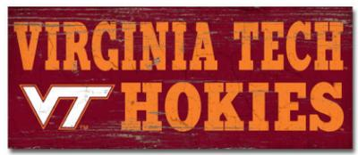 Virginia Tech Legacy Mini Table Top Classic Decor
