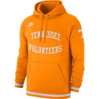 Tennessee Nike Men's Club Vintage Fleece Hoodie