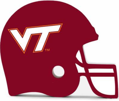 Virginia Tech Legacy Helmet Table Top Decor