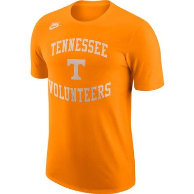 Tennessee Nike Men's Retro Arch Short Sleeve Tee