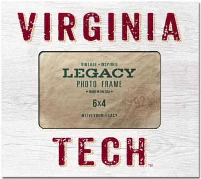 Virginia Tech Legacy Picture Frame