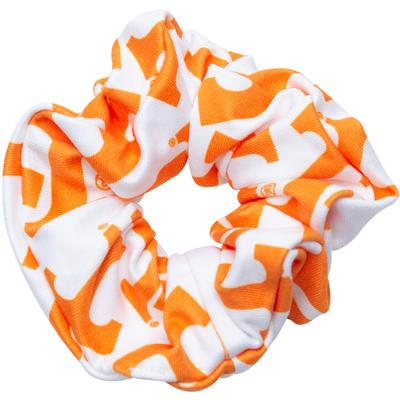 Tennessee Zoozatz Stack Logo Hair Scrunchie